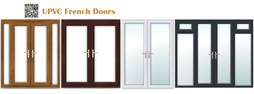 uPVC French Doors