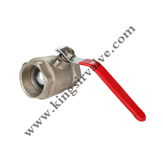 Full size ball valve