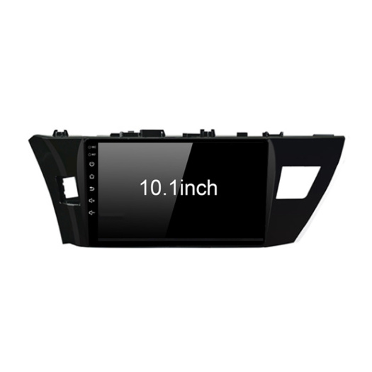 Car Fascia For TOYOTA Corolla Altis 2014 - 2016