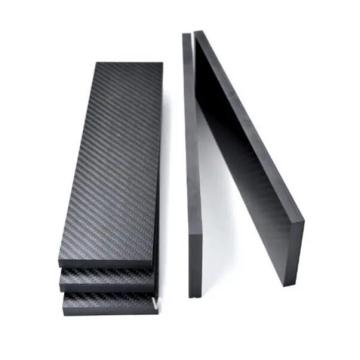 twill and plain Carbon Fiber Sheet for UAV