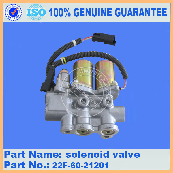 Pc50mr 2 Solenoid Valve 22f 60 21201