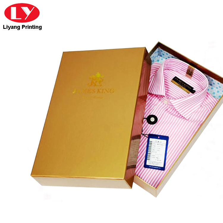 Shirt Packaging Box