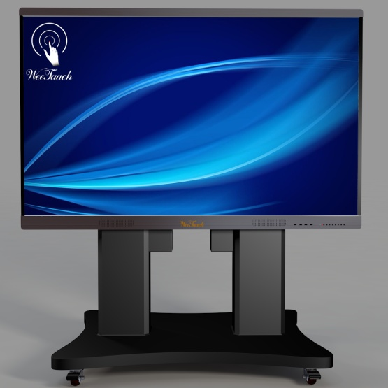 86 inches smart panel with Automatic stand