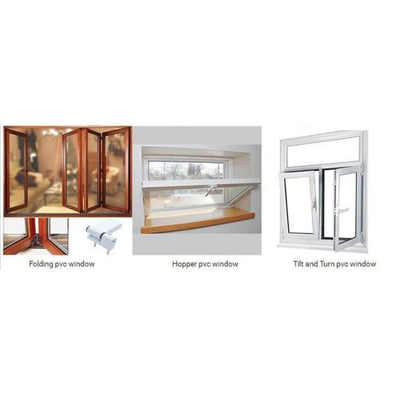 Casement Pvc Window Profile