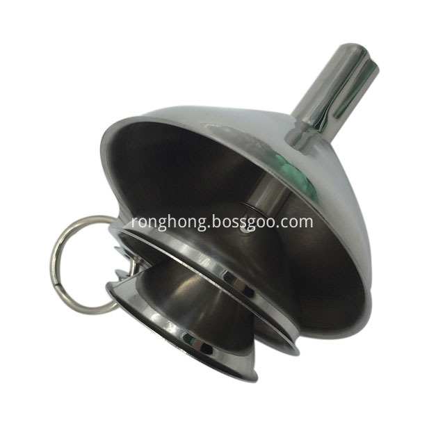 3 Pcs Stainless Steel Funnel Set1