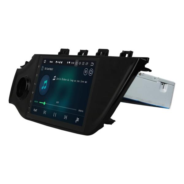 car dashboard video player for K2 RIO