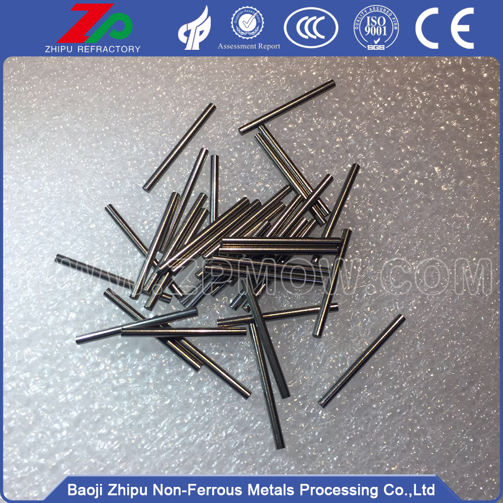 Top quality molybdenum needle for sale