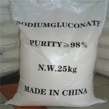 Sodium Gluconate with  CAS  527-07-1