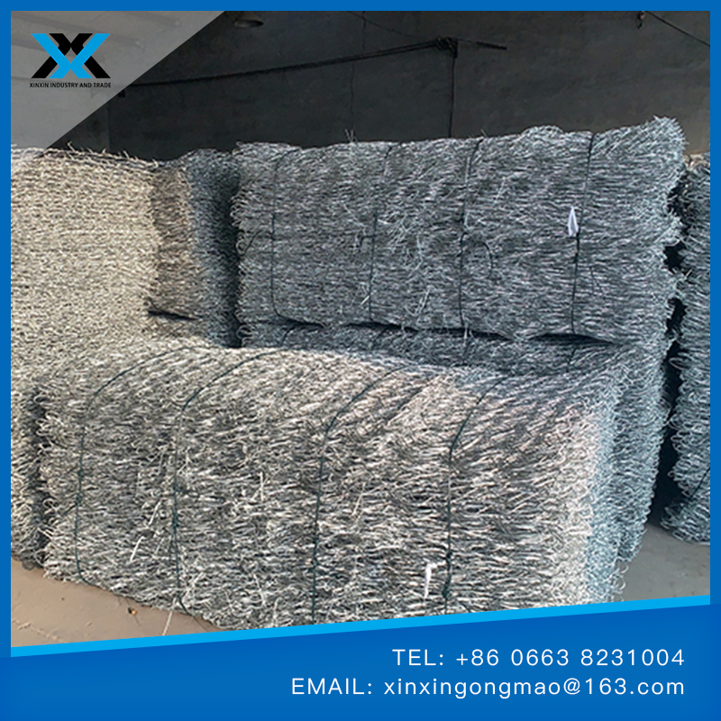Hexagonal Galvanized Gabion 5 3