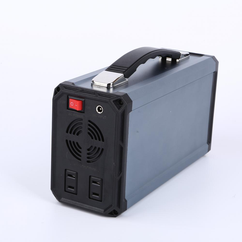 Portable Solar Electric Battery System