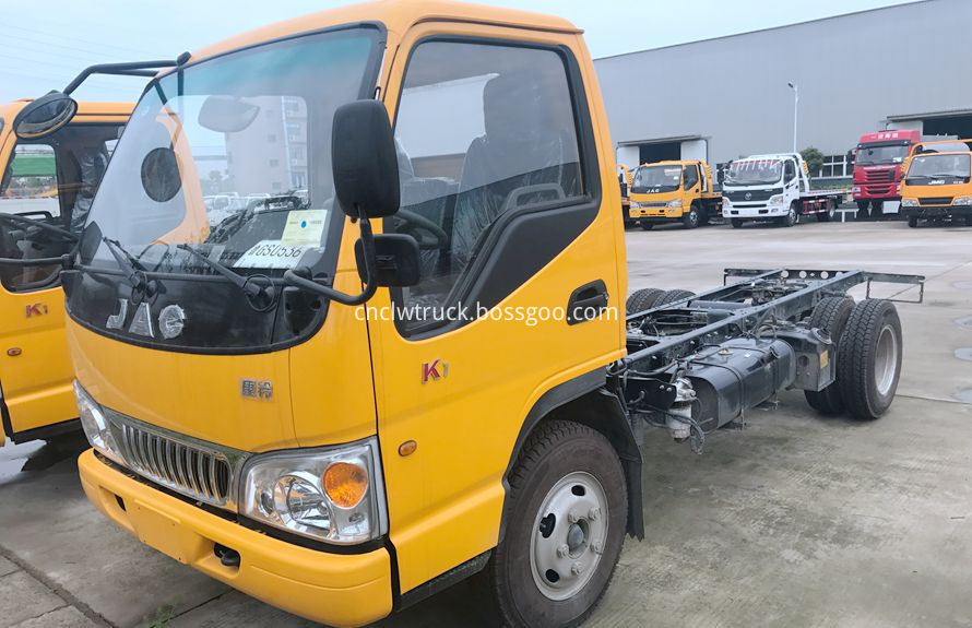 wheel lift towing vehicles chassis 1