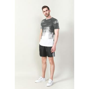 MEN'S KNIT DIGITAL SPECIAL PRINTED T-SHIRT