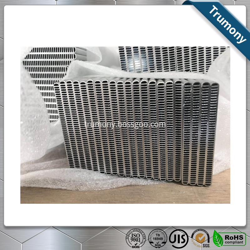 3003 Aluminum Muliport Tube Pipe