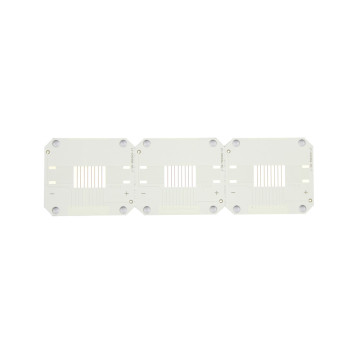 Rigid OSP aluminum plate circuit boards