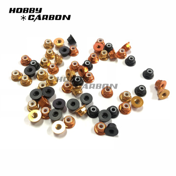 Hex Nylon Insert Lock Nuts