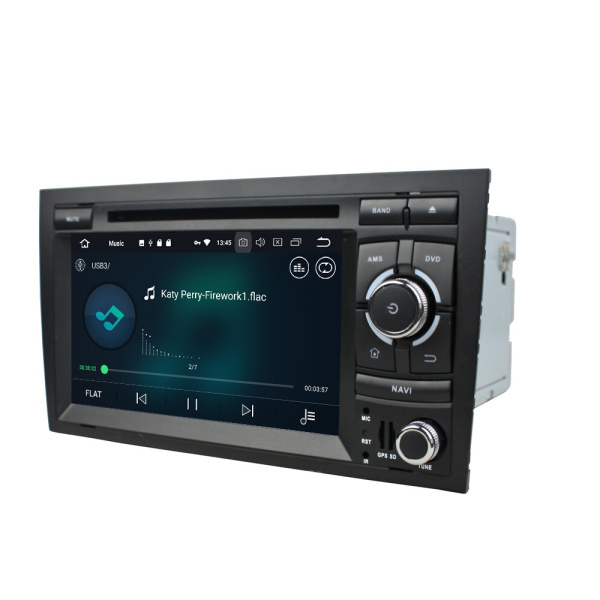 auto dvd player for Audi A4 2002-2008