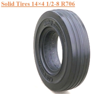 Industrial Solid Tire 14×4 1/2-8 R706