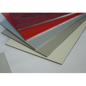 Composite Material Aluminum for wall cladding