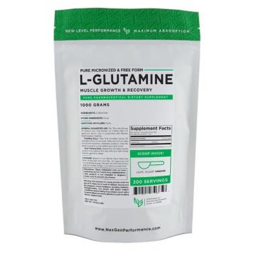 thorne research l-glutamine 90 capsules
