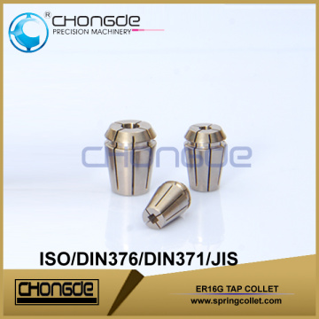 High Accuracy 0.008mm ER16G/ER20G TAP Collets