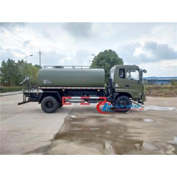 Guaranteed 100% Dongfeng off-road water truck 4X4