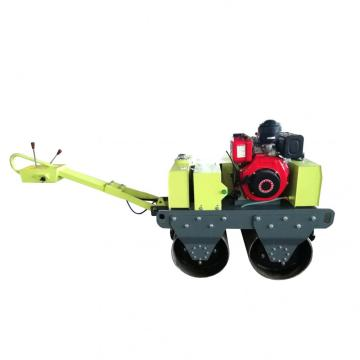 Small ouble drum road roller with best price