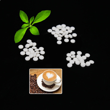 High Quality Stevia Tablet In Dispenser Easy Soluble