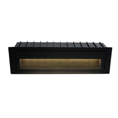 Horizontal Cove Rectangle 4W LED Step Ligh