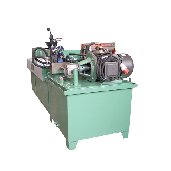 Steel Rebar Reducing Machine