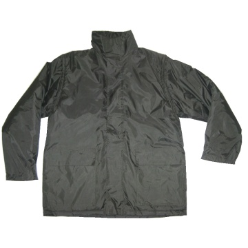 padding nylon bomber jacket for men