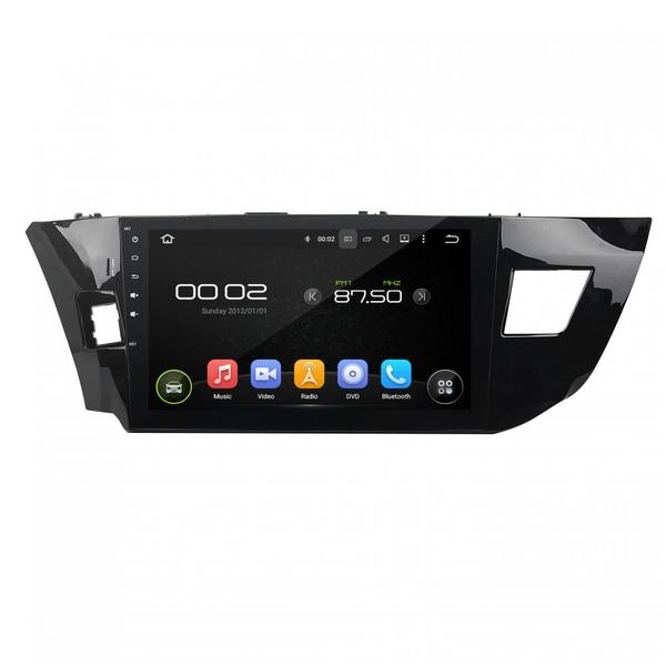 Car Video Player For Toyota LEVIN