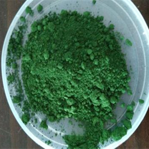 Chromium Oxide Green Pigments For Cement Bricks
