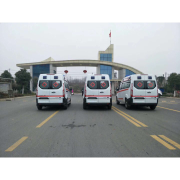 2020 Factory Hot Sale Ford V362 Monitoring Ambulance