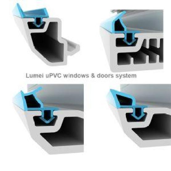 Rubber Profiles For Windows