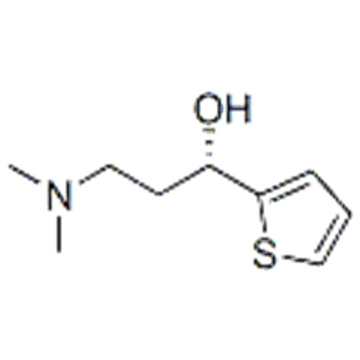 (S)-(-)-N,N-Dimethyl-3-hydroxy-3-(2-thienyl)propanamine CAS 132335-44-5