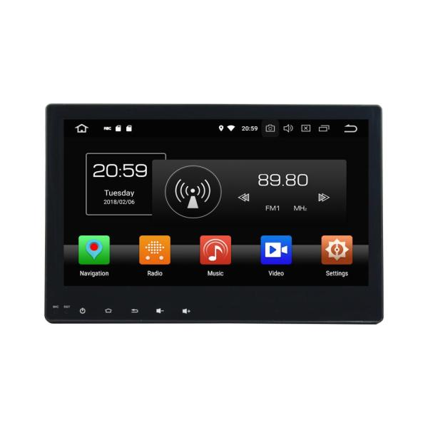 Android 8.0 car multimedia for Hilux  2016-2017