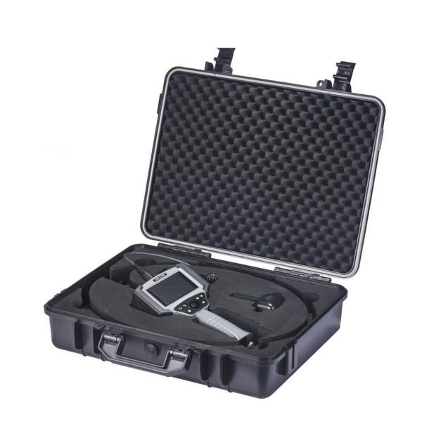 Hand held inspection camera