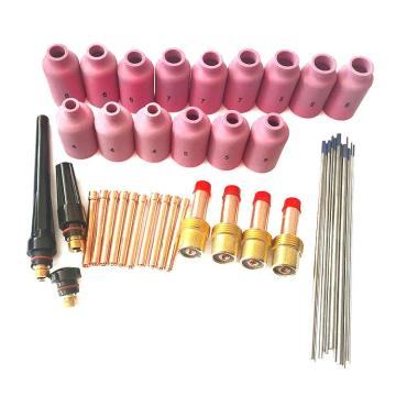 Tig spare parts for wp26 gas welding torch