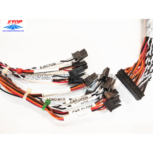 Electrical Gaming wire assemblies