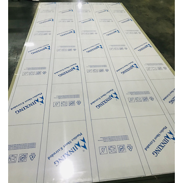 pp rigid sheet used in oxidation pickling tank