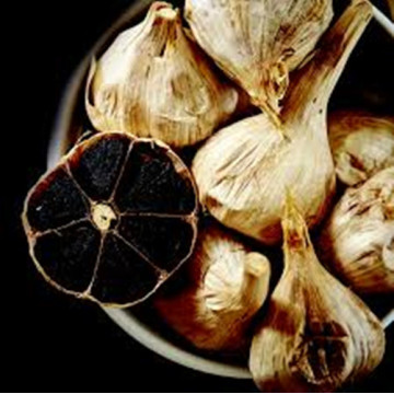 Fermented Black Garlic Whole Black Garlic