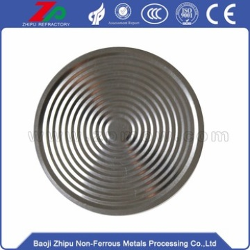 Hot sale high purity high quality tantalum diaphragm