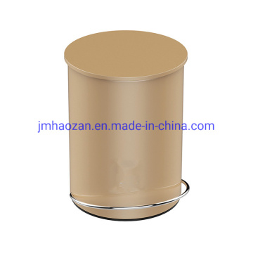 Cute Iron Dustbin for Kids/Trash Can /Garbage Can