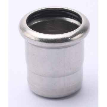 Stainless Steel Pressed Steel Pipe Cap