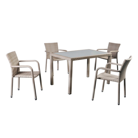 High quality dining patio chair set