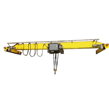 5ton Single Girder Overhead Crane for Steel Factory