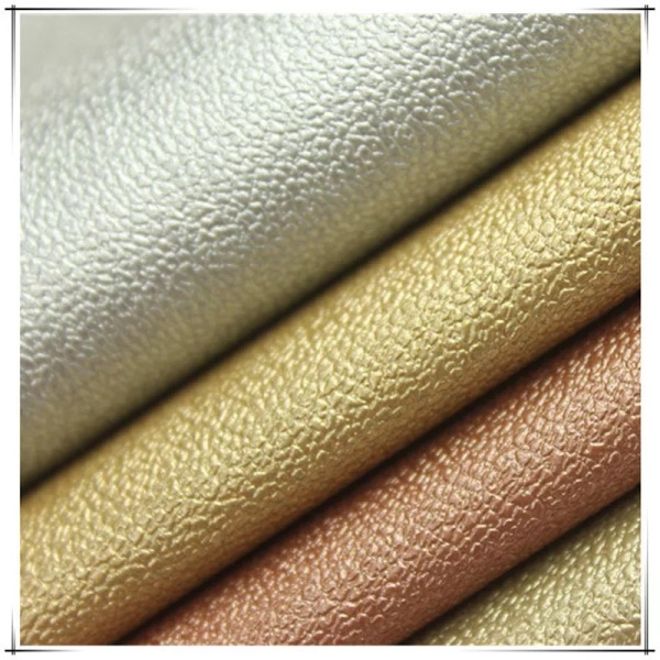 Vegan PU Synthetic Leather for Shoes Bag Box