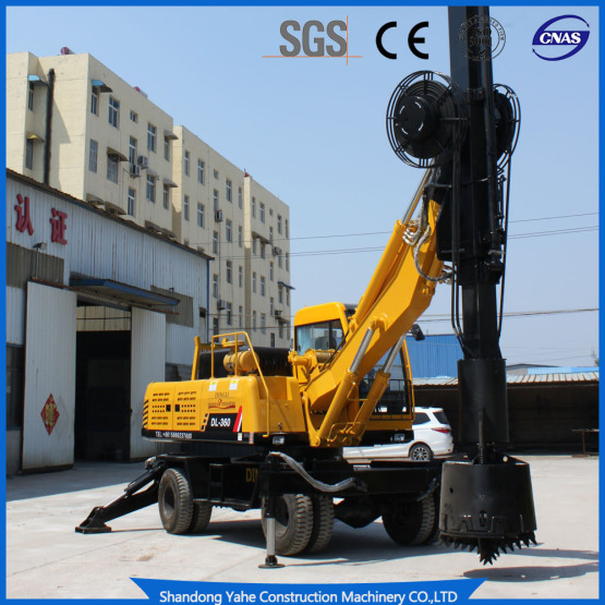 Wheeled bore drilling machine for sale