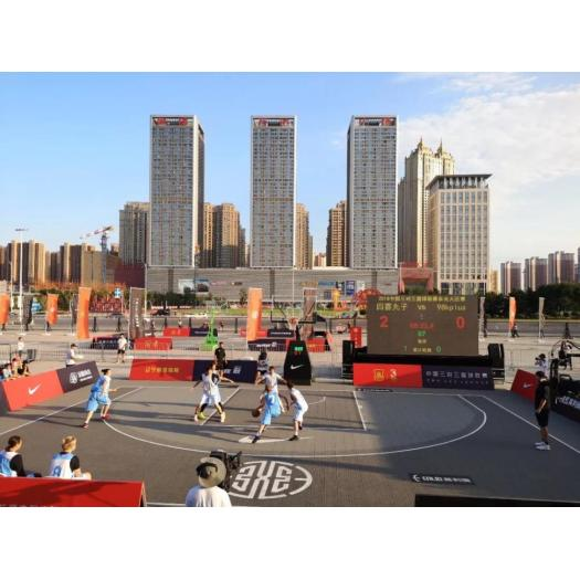 FIBA recommended  Basketball Sports Flooring