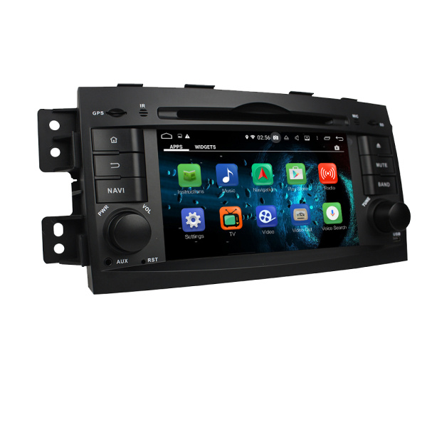car audio player for Mohave Borrego 2008-2010